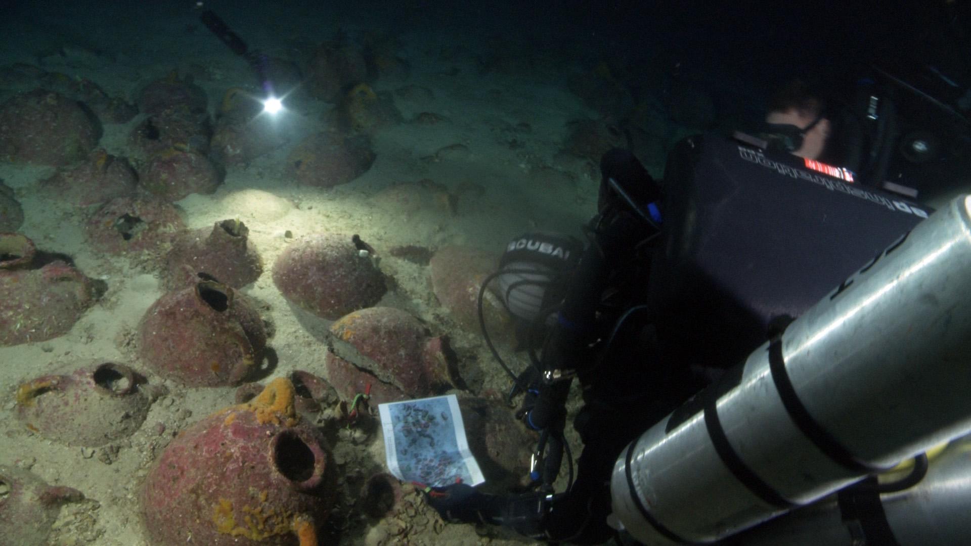 Phoenician Shipwreck Project -Malta