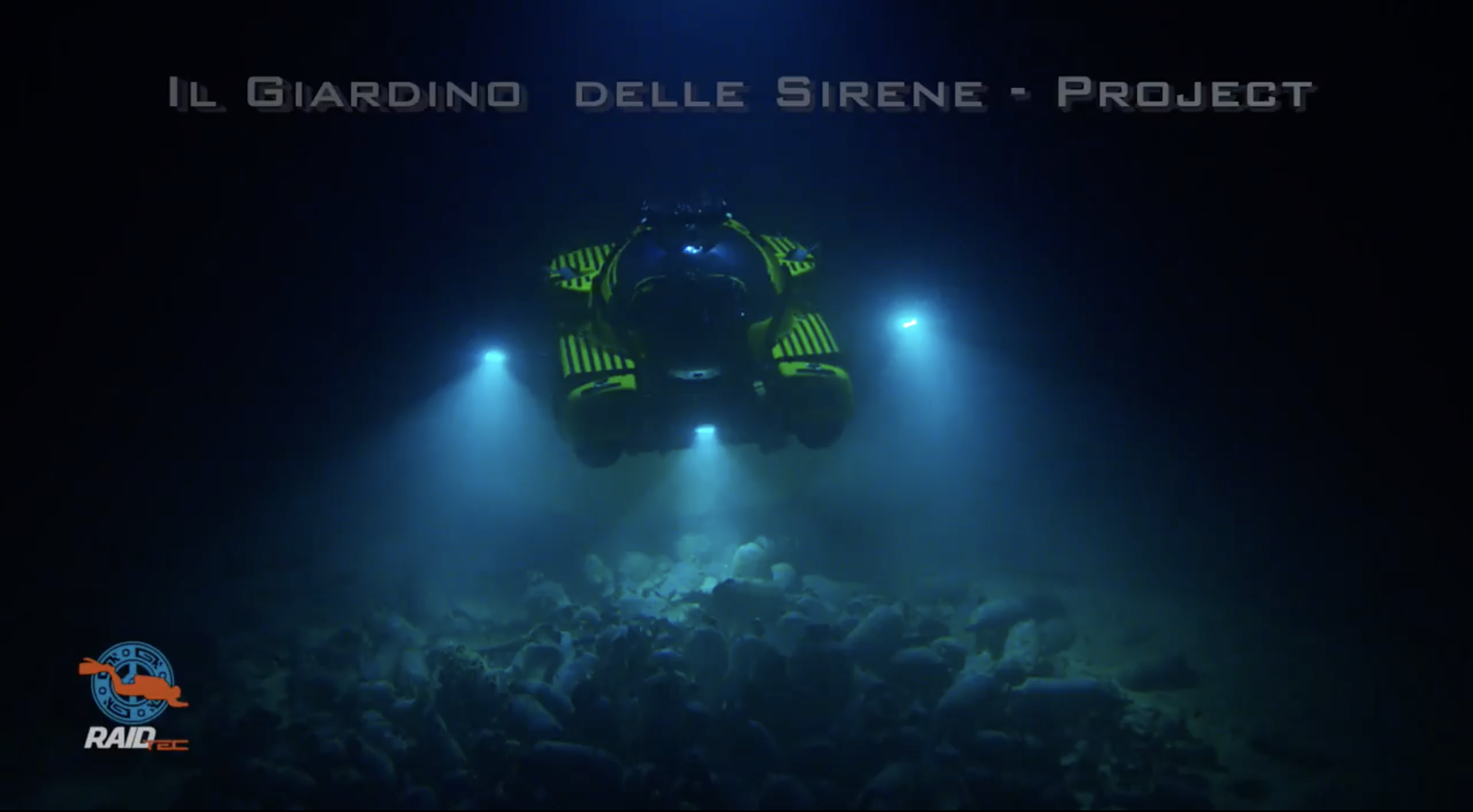 RAID ResEX - Oloturia Sub diving Messina